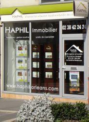 HAPHIL Immobilier Orléans (45000)